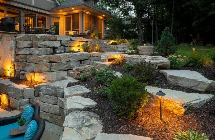 Landscape Lighting-Sugar Land TX Landscape Designs & Outdoor Living Areas-We offer Landscape Design, Outdoor Patios & Pergolas, Outdoor Living Spaces, Stonescapes, Residential & Commercial Landscaping, Irrigation Installation & Repairs, Drainage Systems, Landscape Lighting, Outdoor Living Spaces, Tree Service, Lawn Service, and more.